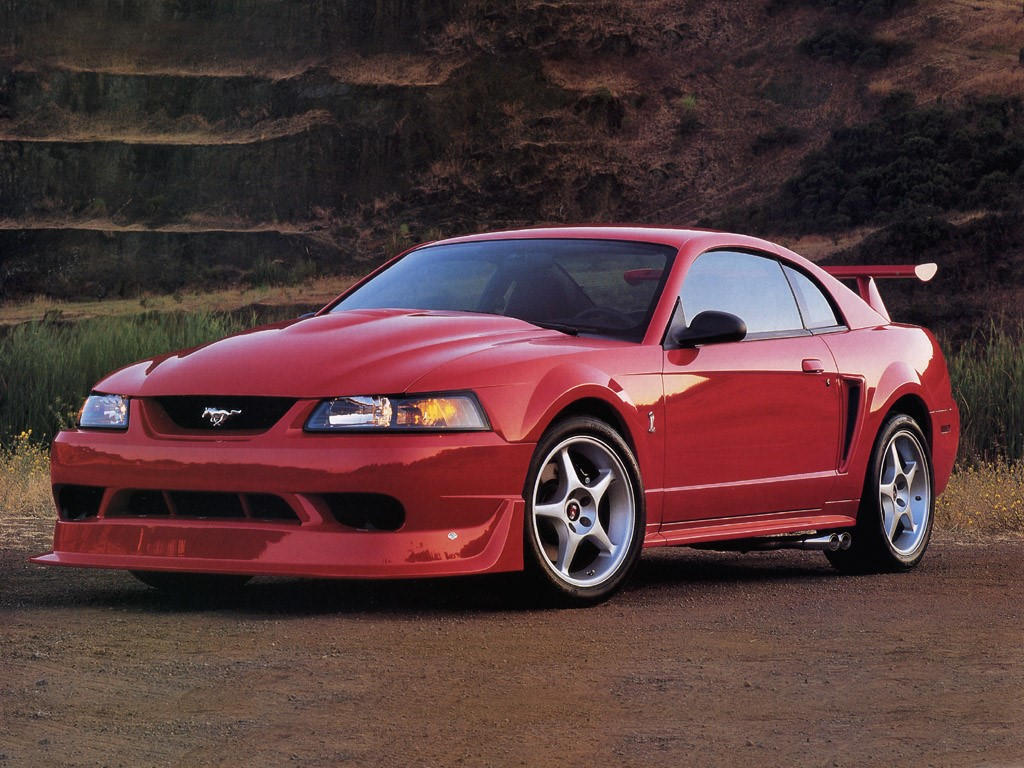 Vehicles Wallpaper: Ford Mustang Cobra