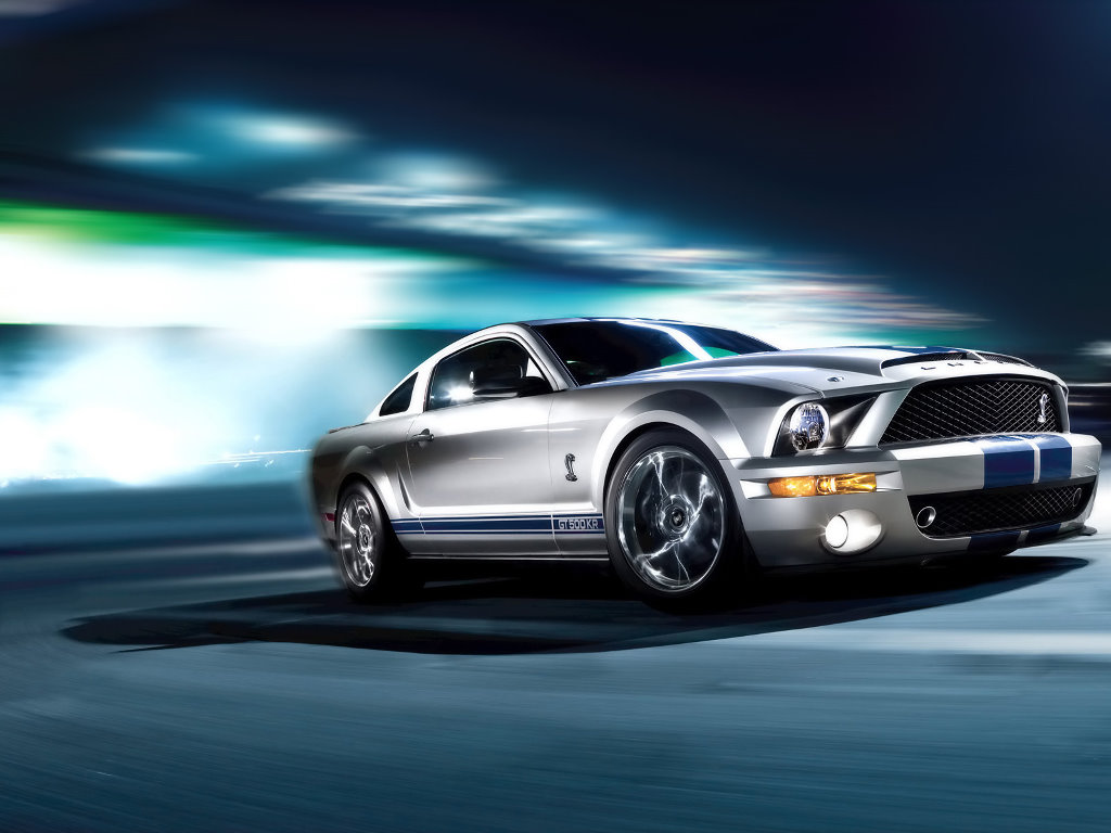 Vehicles Wallpaper: Ford Mustang Shelby