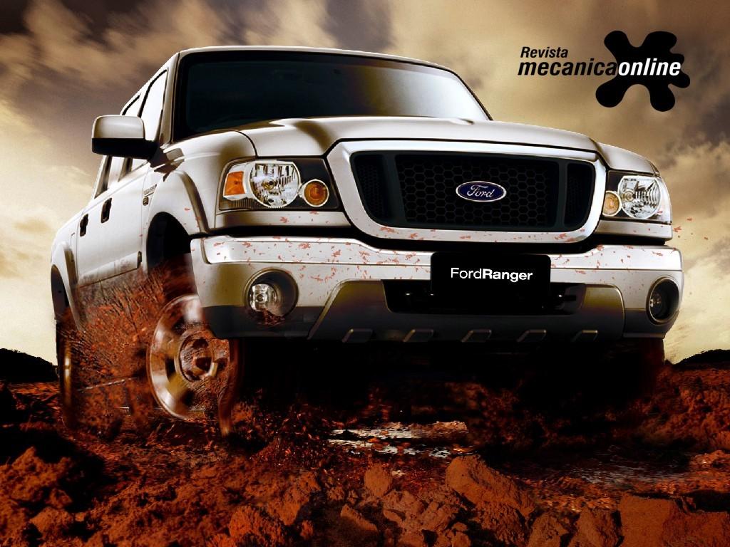 Vehicles Wallpaper: Ford Ranger
