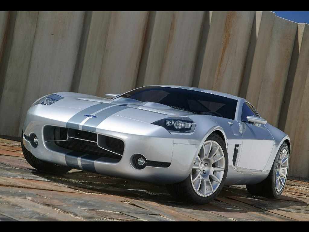 Vehicles Wallpaper: Ford Shelby GR1