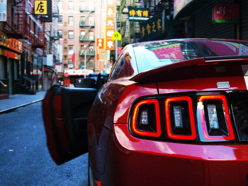 Vehicles Wallpaper: Ford Shelby