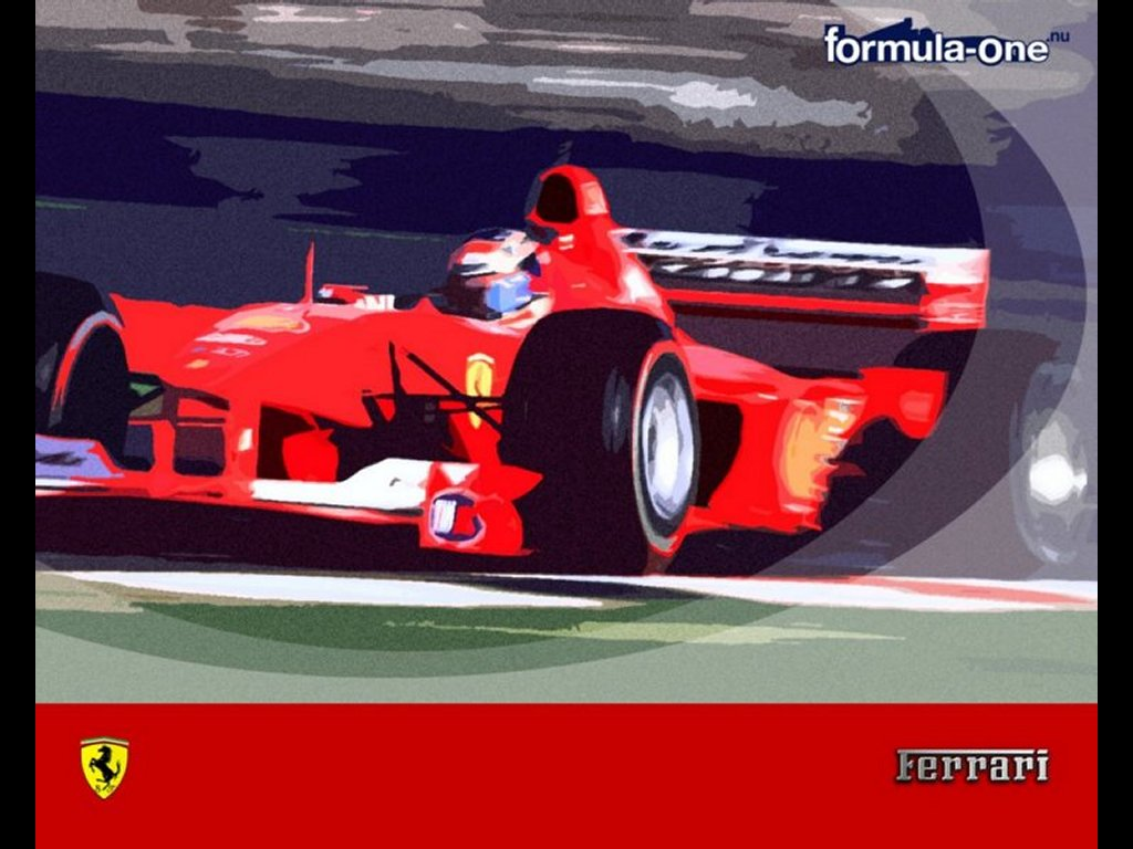 Vehicles Wallpaper: Formula 1 - Ferrari