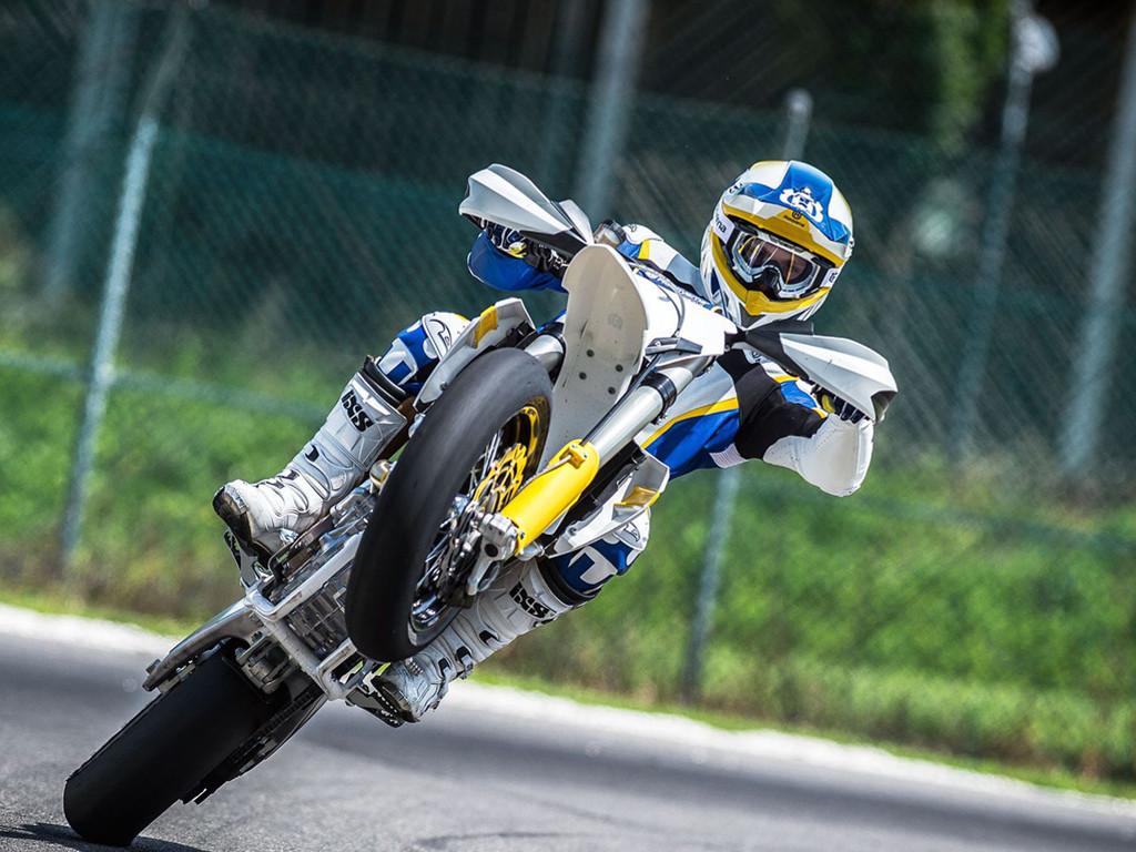 Vehicles Wallpaper: FS 450 - Husqvarna Motorcycles