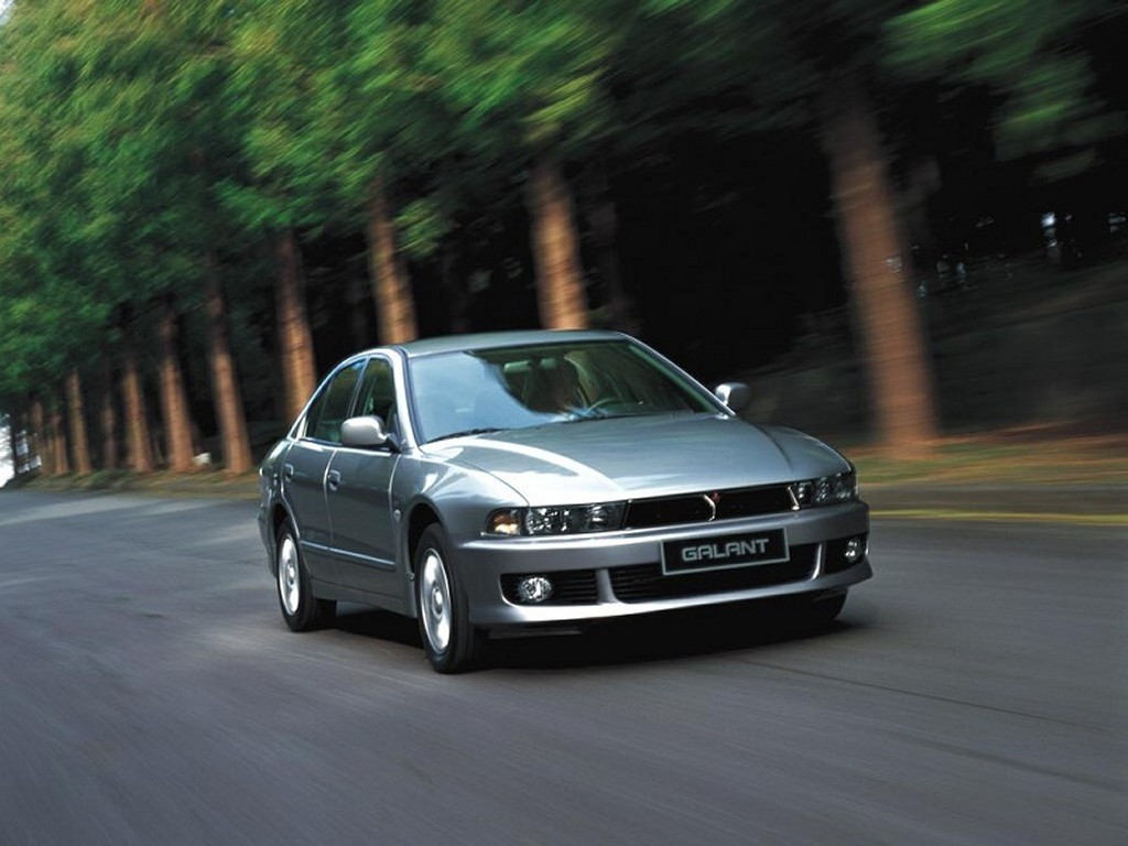 Vehicles Wallpaper: Galant