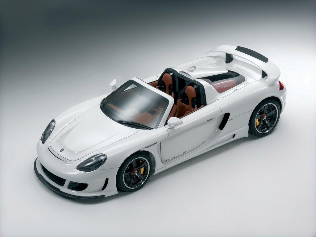 Vehicles Wallpaper: Gemballa - Porsche Carrera
