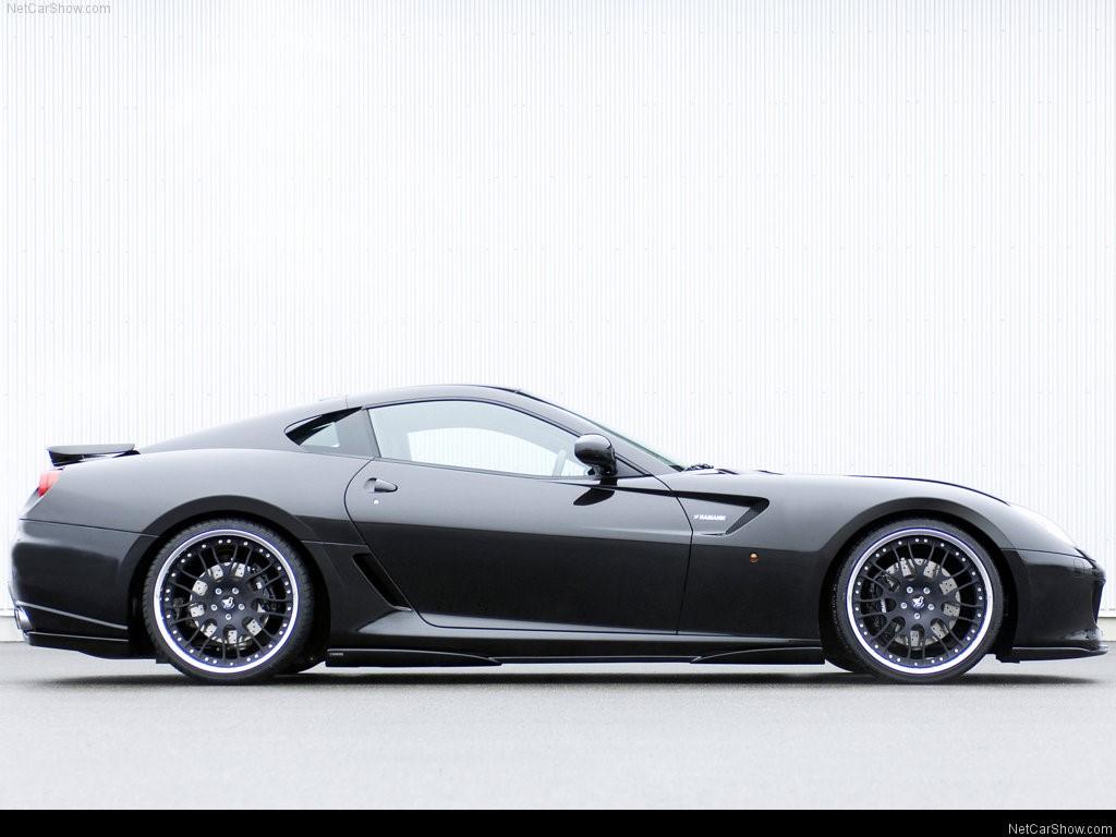 Vehicles Wallpaper: Hamann - Ferrari