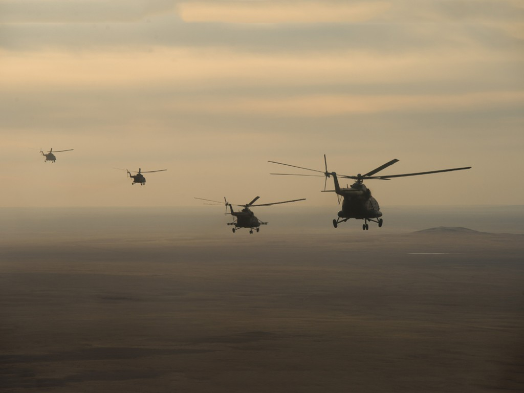 Vehicles Wallpaper: Helicopters