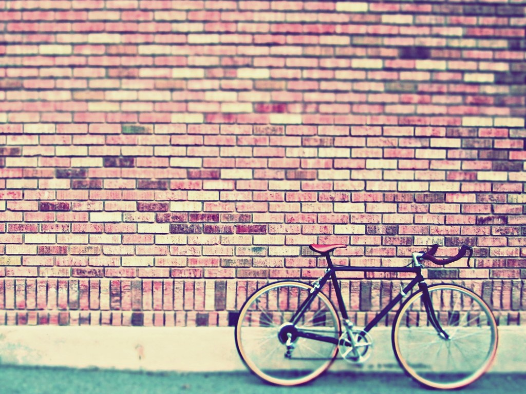 Vehicles Wallpaper: Bike - Hipster