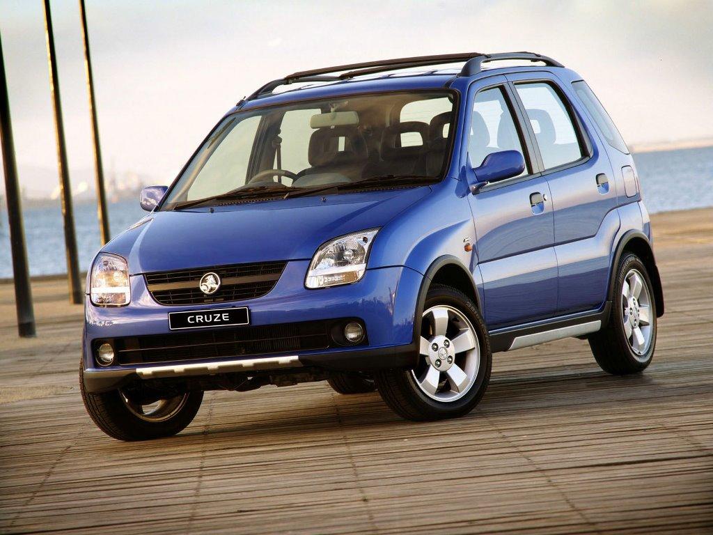 Vehicles Wallpaper: Holden Cruze