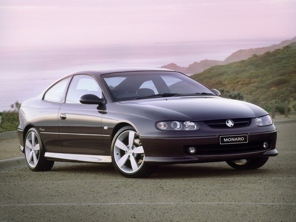 Vehicles Wallpaper: Holden Monaro