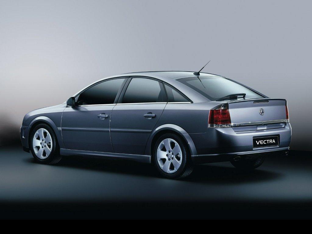 Vehicles Wallpaper: Holden Vectra