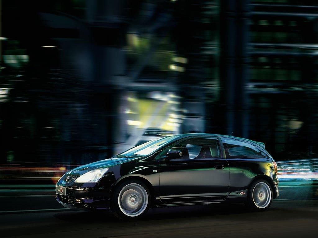 Vehicles Wallpaper: Honda Civic