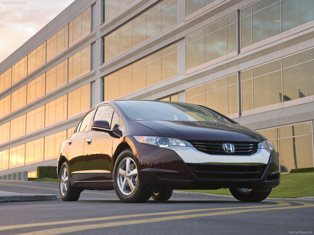 Vehicles Wallpaper: Honda FCX Clarity