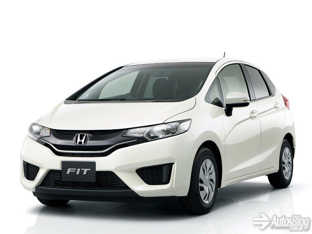 Vehicles Wallpaper: Honda Fit