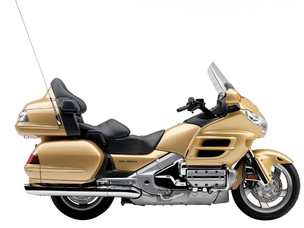 Vehicles Wallpaper: Honda Goldwing