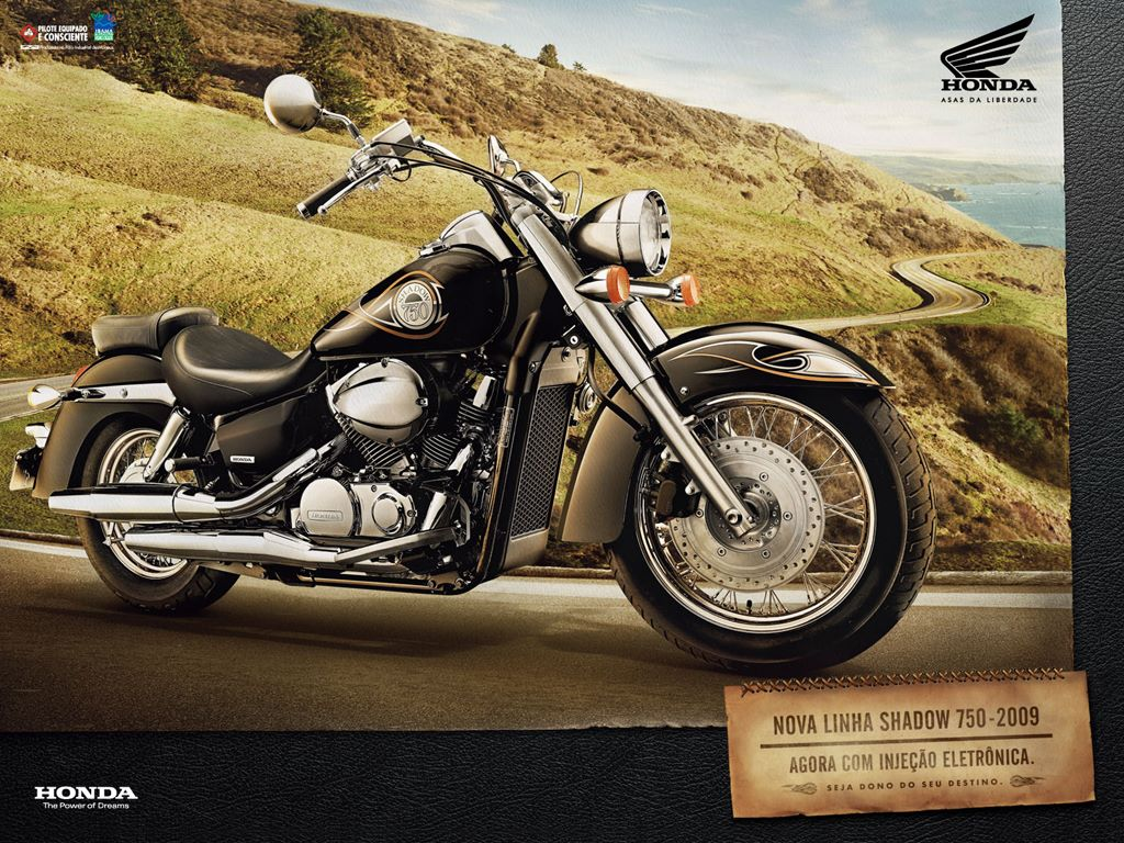 Vehicles Wallpaper: Honda Shadow