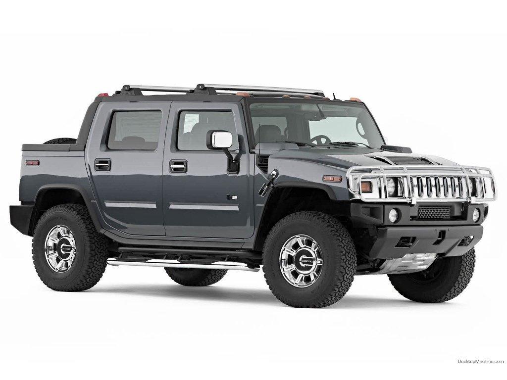 Vehicles Wallpaper: Hummer