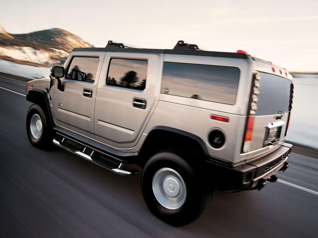 Vehicles Wallpaper: Hummer H2