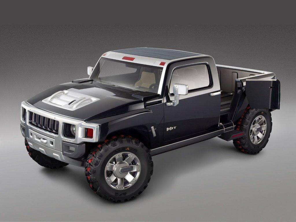 Vehicles Wallpaper: Hummer H3T