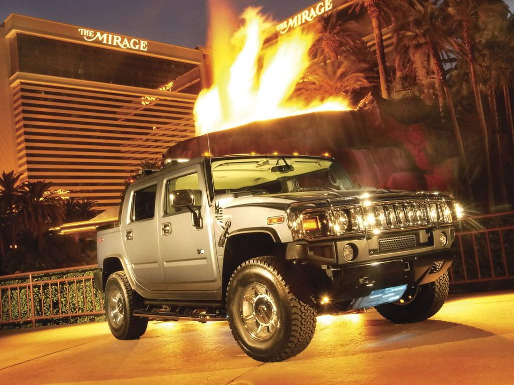 Vehicles Wallpaper: Hummer