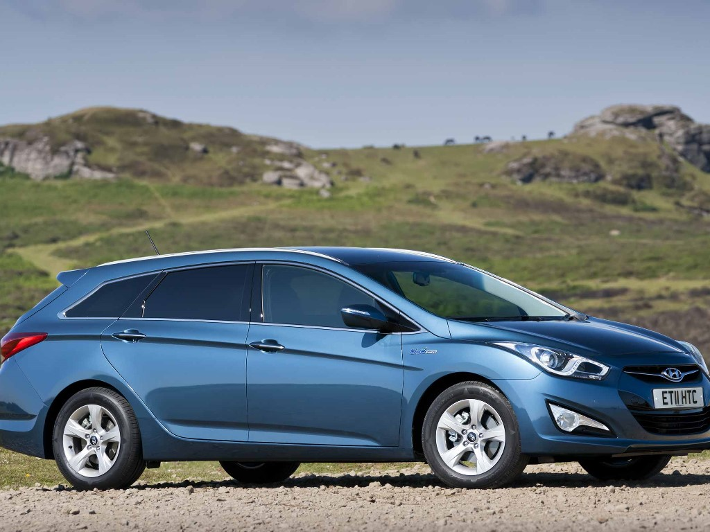 Vehicles Wallpaper: Hyundai i40
