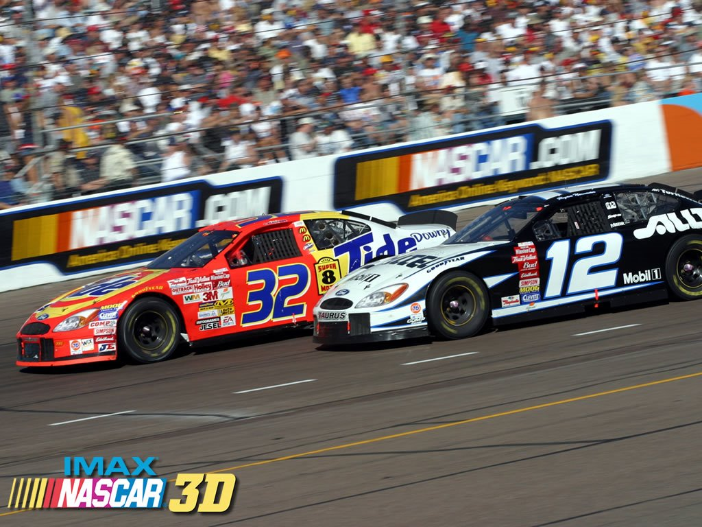 Vehicles Wallpaper: NASCAR 3D