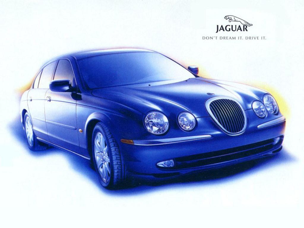 Vehicles Wallpaper: Jaguar