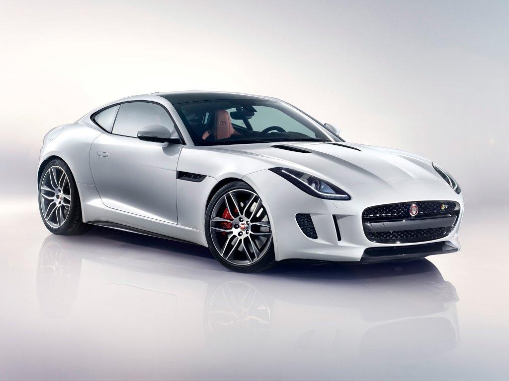 Vehicles Wallpaper: Jaguar F-Type