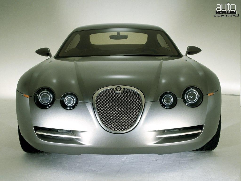 Vehicles Wallpaper: Jaguar R Coupe