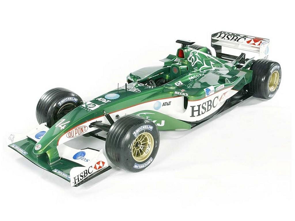 Vehicles Wallpaper: Jaguar R4