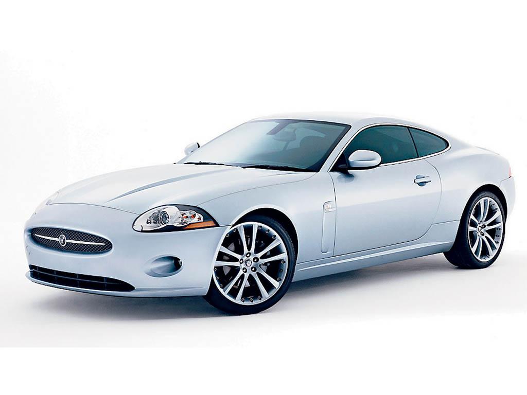 Vehicles Wallpaper: Jaguar XK Coupe