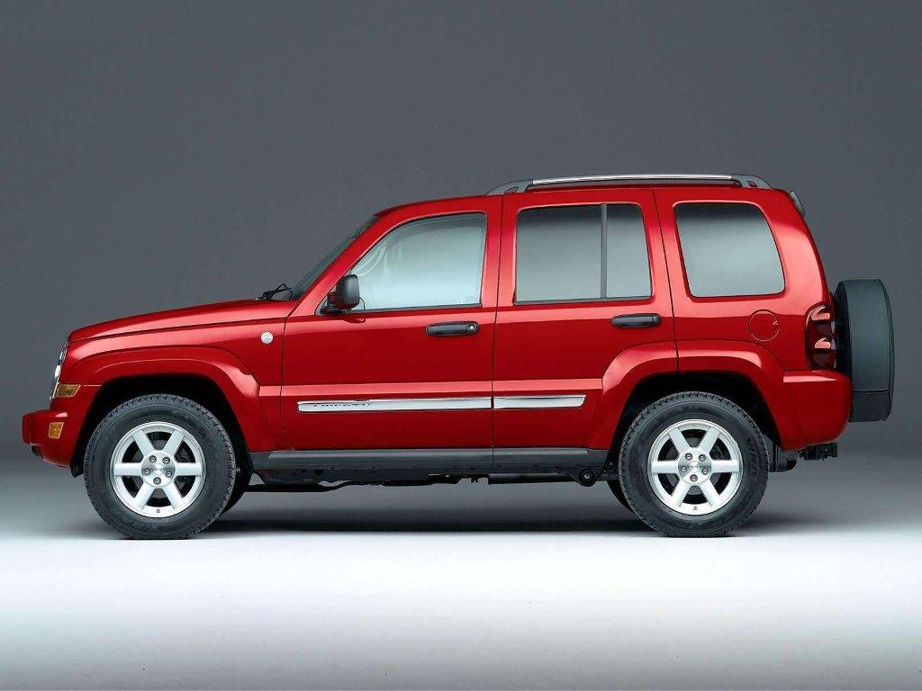 Vehicles Wallpaper: Jeep Liberty Renegade