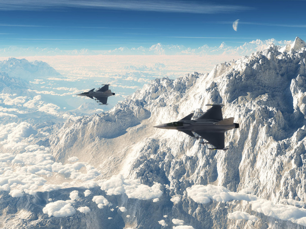 Vehicles Wallpaper: Jets
