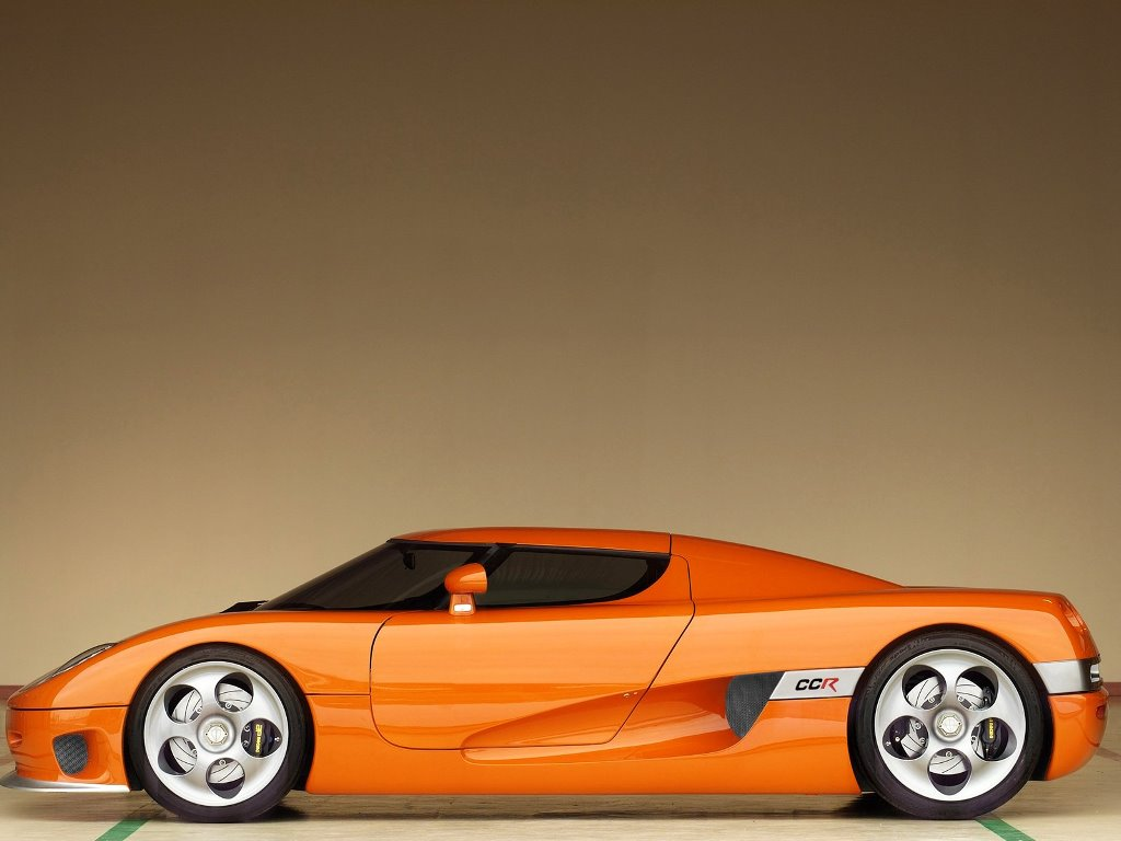 Vehicles Wallpaper: Koenigsegg CCR