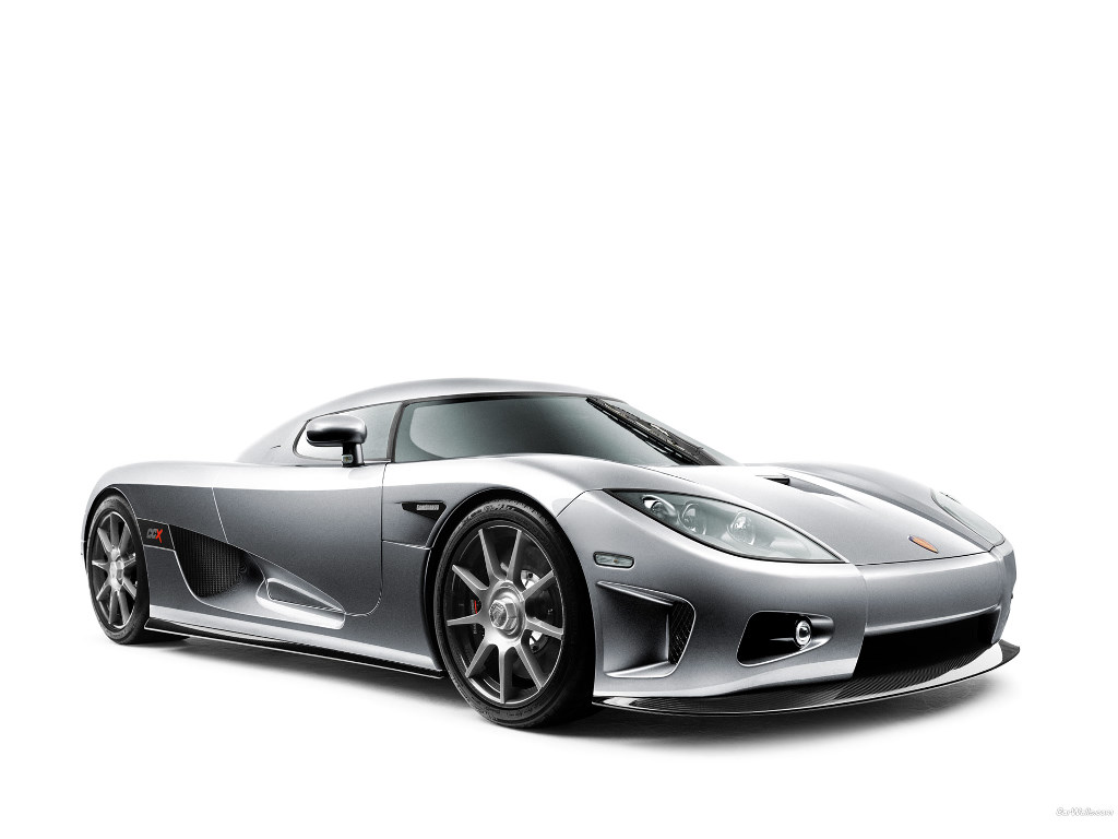 Vehicles Wallpaper: Koenigsegg CCX50