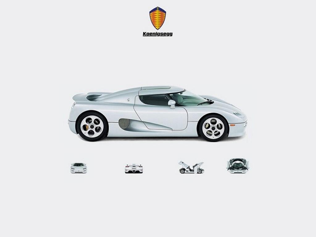 Vehicles Wallpaper: Koenigsegg