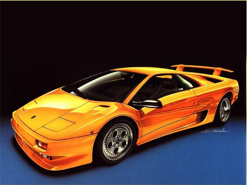 Vehicles Wallpaper: Lamborghini 18