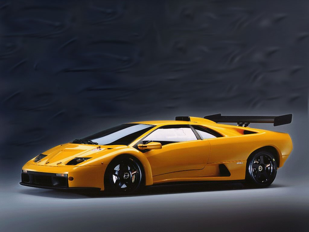 Vehicles Wallpaper: Lamborghini Diablo GT12