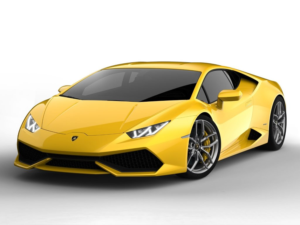 Vehicles Wallpaper: Lamborghini Huracan