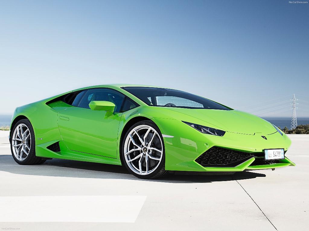 Vehicles Wallpaper: Lamborghini Huracan