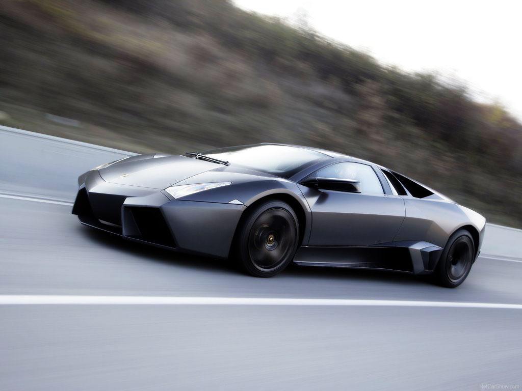 Vehicles Wallpaper: Lamborghini Reventon