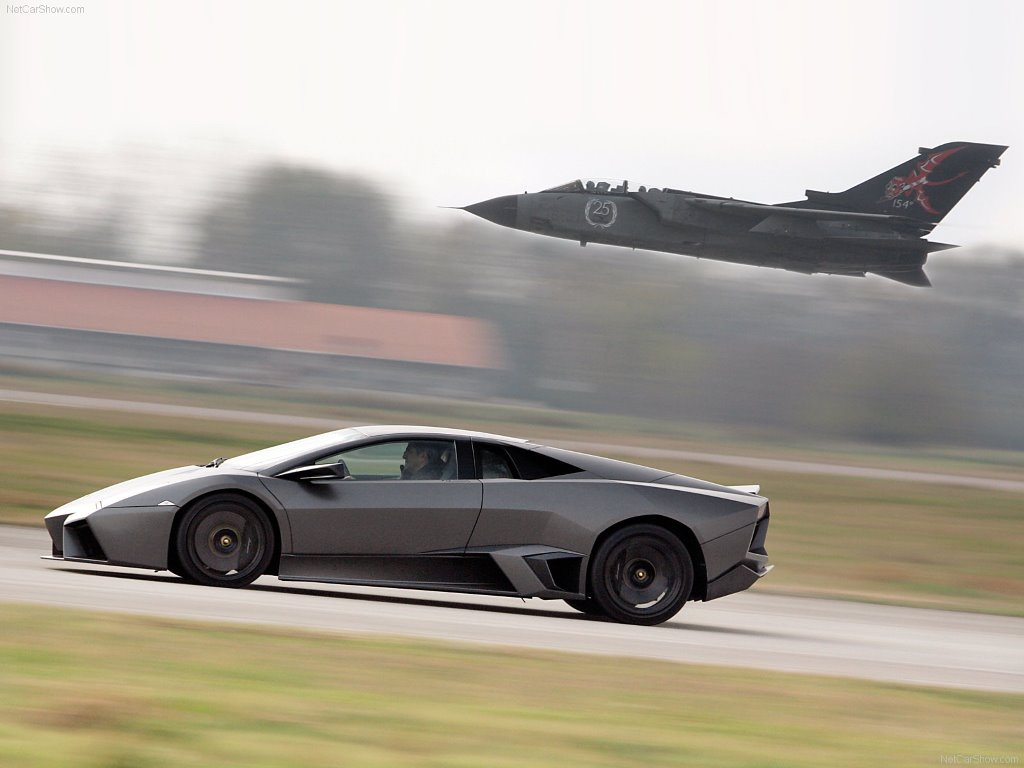 Vehicles Wallpaper: Lamborghini Reventon