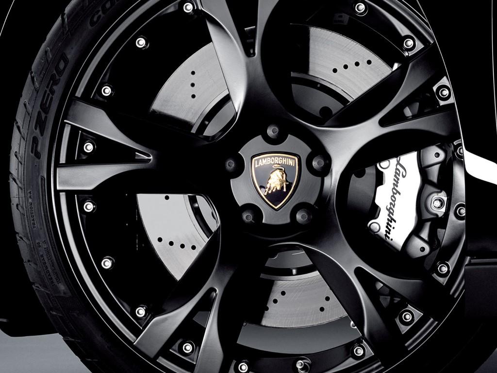 Vehicles Wallpaper: Lamborghini - Wheel