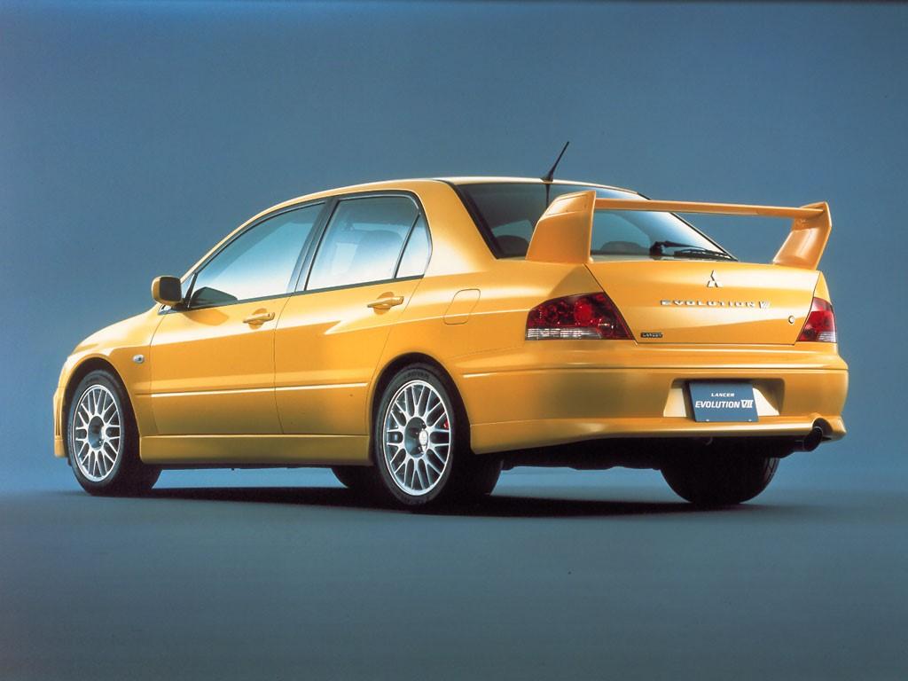 Vehicles Wallpaper: Lancer Evolution
