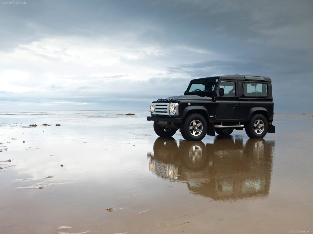 Vehicles Wallpaper: Land Rover Defender
