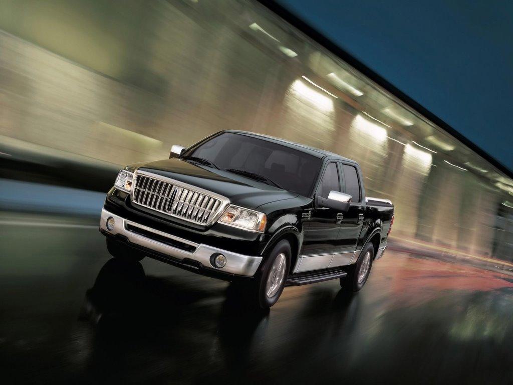 Vehicles Wallpaper: Lincoln Mark