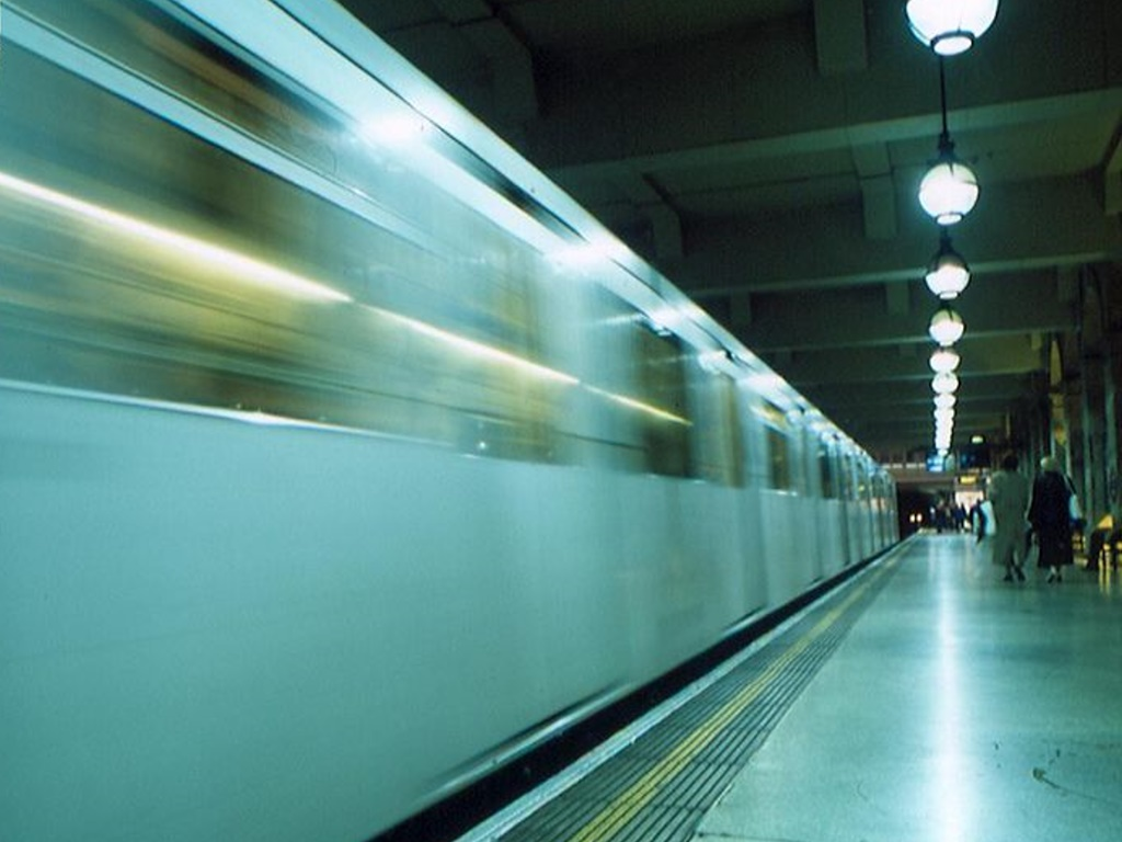 Vehicles Wallpaper: London Metro