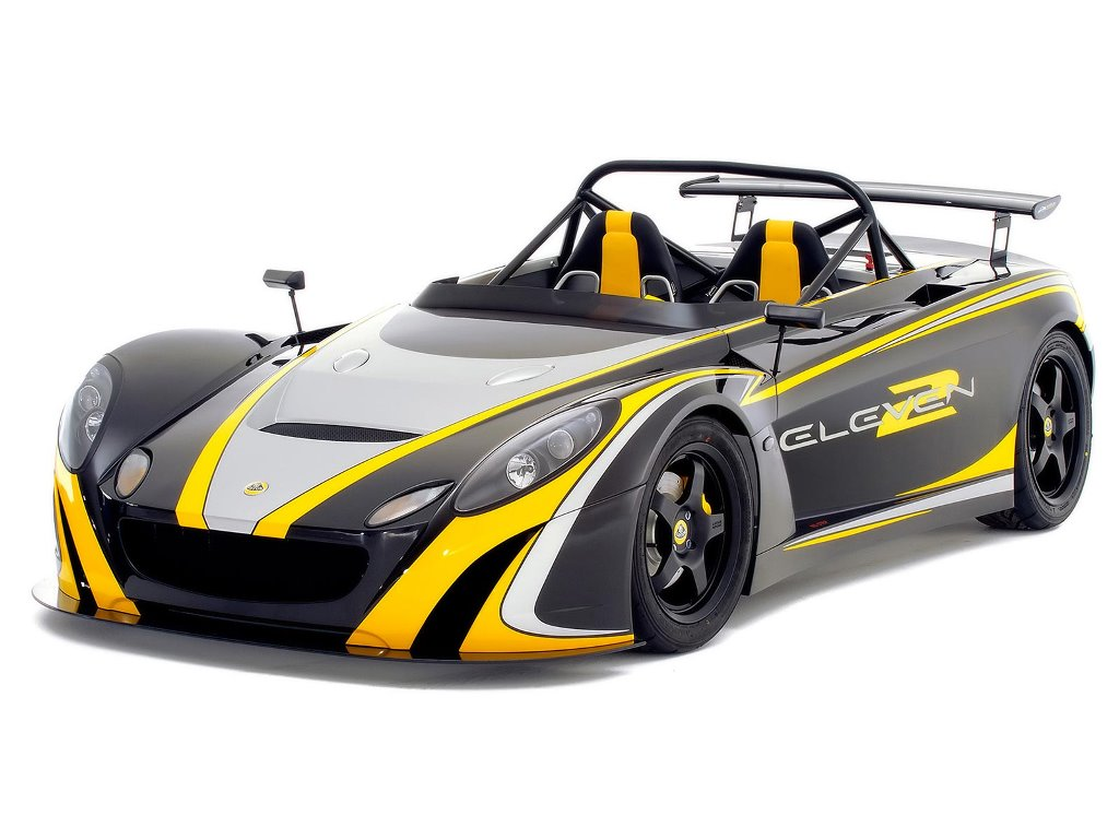 Vehicles Wallpaper: Lotus Eleven
