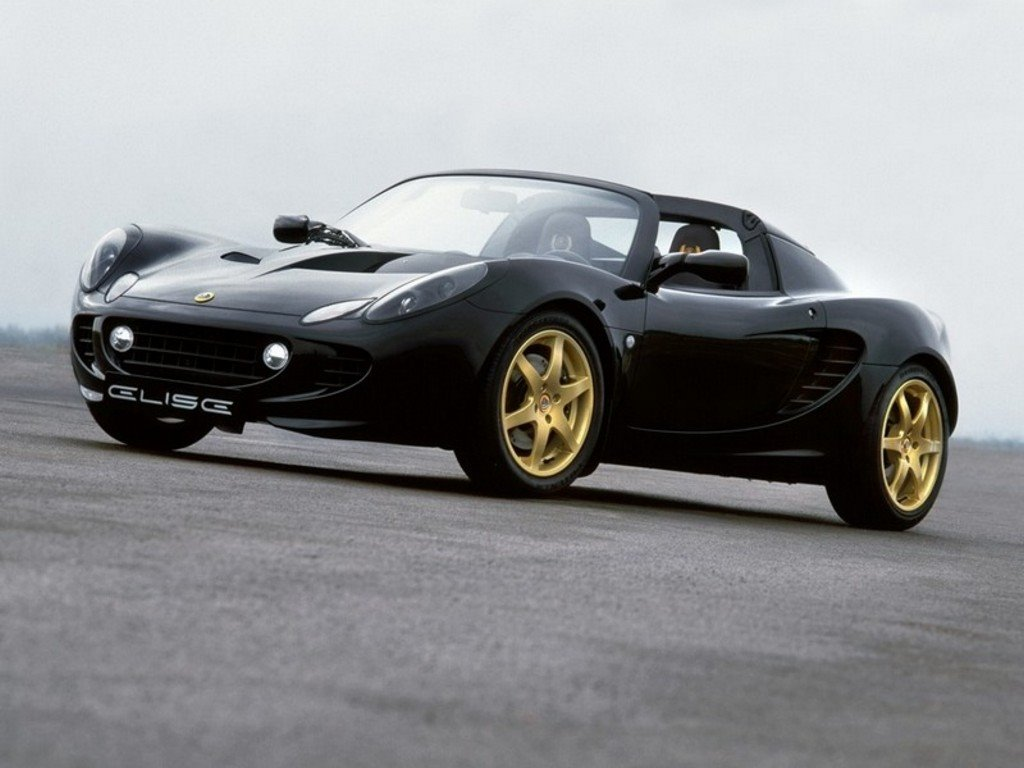 Vehicles Wallpaper: Lotus Elise