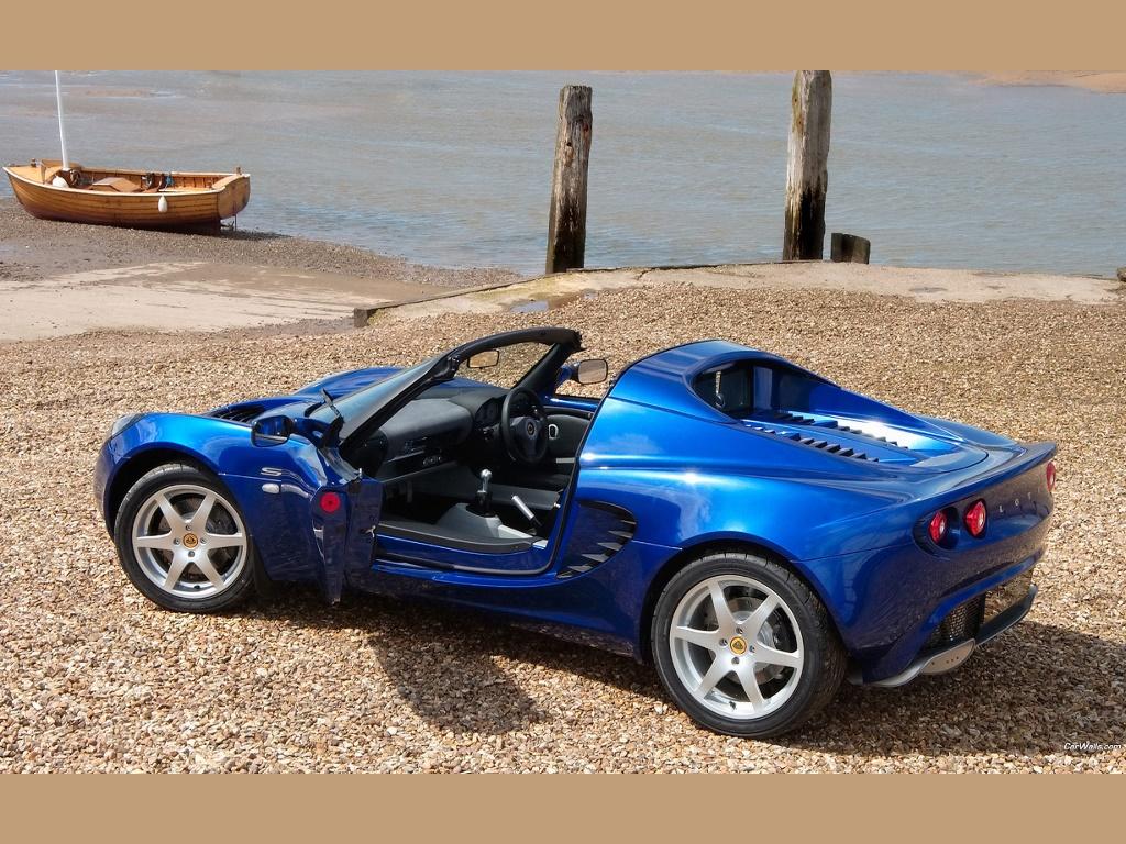 Vehicles Wallpaper: Lotus Elise